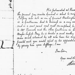 Document, 1776 April 15