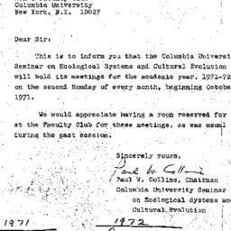 Correspondence, 1972-06-01....