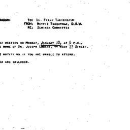 Correspondence, 1965-01-12....