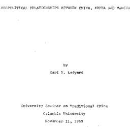 Background paper, 1969-11-1...