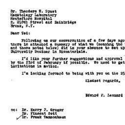 Correspondence, 1967-02-17....