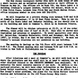 Announcements, 1969-05-14. ...