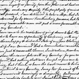 Document, 1777 March 04