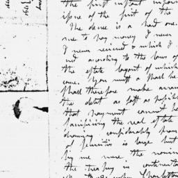Document, 1791 October 29