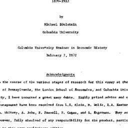 Speaker's notes, 1972-02-07...