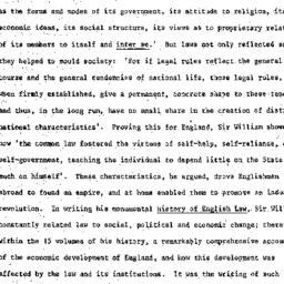 Speaker's notes, 1974-12-05...