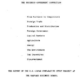 Background paper, 1985-10-1...