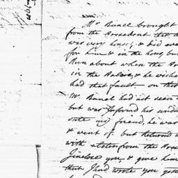 Document, 1783 January 23