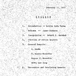 Background paper, 1972-02-1...
