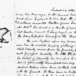 Document, 1778 November 23