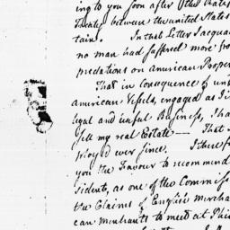 Document, 1795 November 27