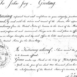Document, 1794 April 19