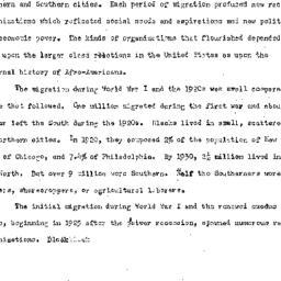 Speaker's notes, 1977-03-22...