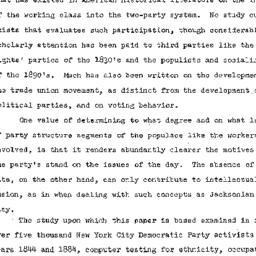 Speaker's notes, 1981-10-19...