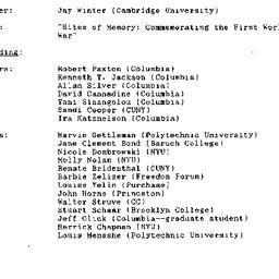 Minutes, 1994-09-28. Twenti...
