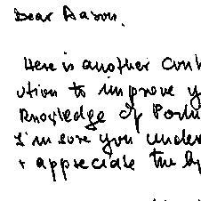 Correspondence, 1987-10-28....