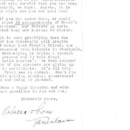 Correspondence, 1969-12-08....