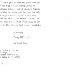 Correspondence, 1969-07-01....