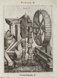 Figure V, 'Machina Hydraulica'