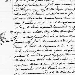 Document, 1784 May 07