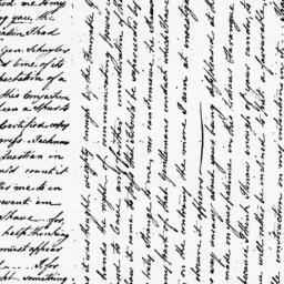 Document, 1776 April n.d.