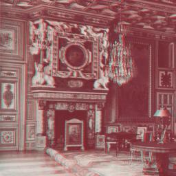 Fontainebleau en relief par...