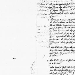Document, 1725 n.d.