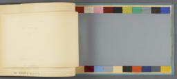 Wallpaper color samples