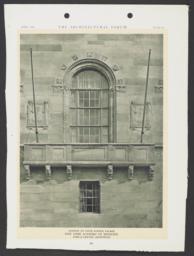 Plate 82 - New York Academy of Medicine Building