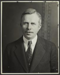 Photograph of James T. Shotwell