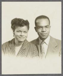 Young Barbara and Ulysses Kay
