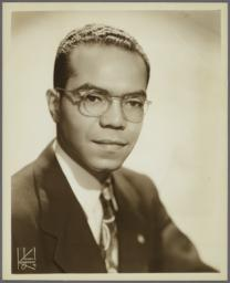 Photograph of Ulysses Kay, headshot