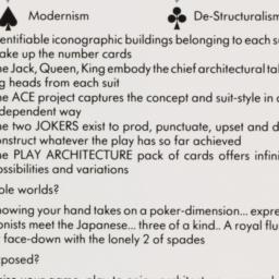 Play architecture