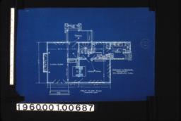 First floor plan. (3)