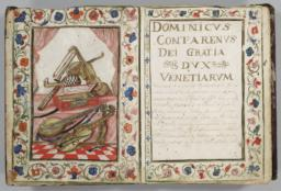 Title page, spread: Dominicus...