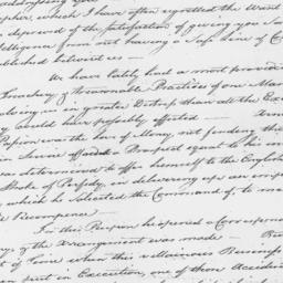 Document, 1780 October 22