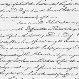 Document, 1779 February 17