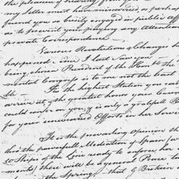 Document, 1779 February 03