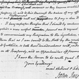 Document, 1790 March 10