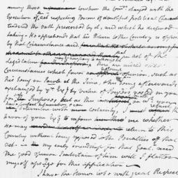 Document, 1784 October 18
