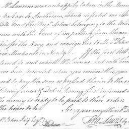 Document, 1781 January 1