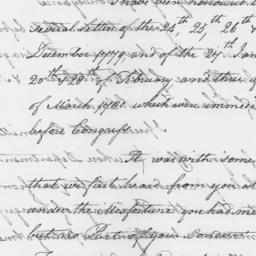 Document, 1780 July 12