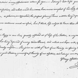 Document, 1775 June 22