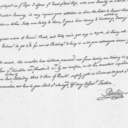 Document, 1776 March 18