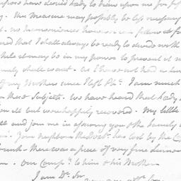 Document, 1781 March 14