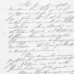 Document, 1782 June 05