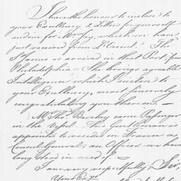 Document, 1781 November 19