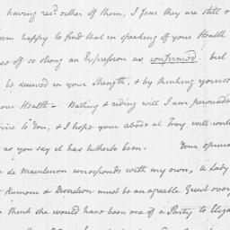 Document, 1777 June 25