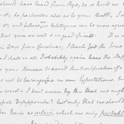 Document, 1775 December 12