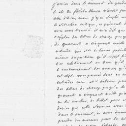 Document, 1782 March 15
